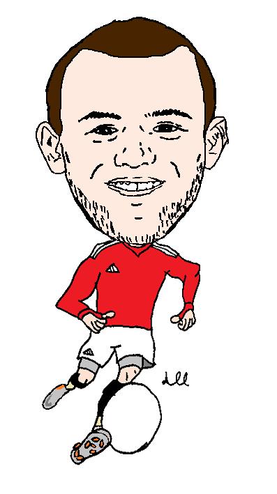 Caricatures – Football/Soccer | awaydraw.com